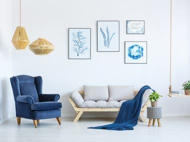 interior design , vray rendering