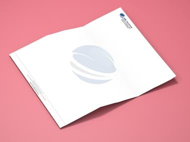 Letterhead Pad Design