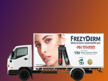 Branding Van Design