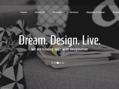 Website Designing & Graphics Design