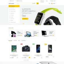 Django e-Commerce websites