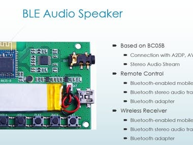 Blutooth_Audio_Speaker