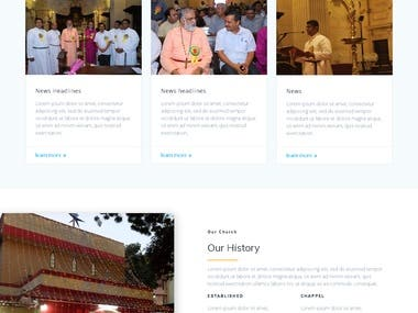 DMC Church Website