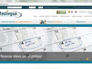 Maslingua Language classes by videoconference