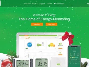 Home of Energy Monitoring