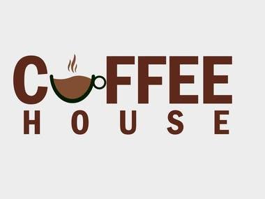Coffee House Logo Design