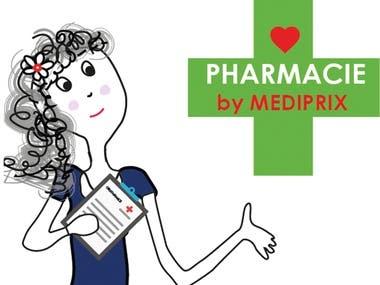 Mediprix (Mobile App in React Native)
