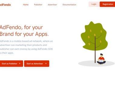 Adfendo Mobile Adnetwork