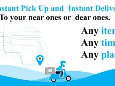 ViaBlue Pickup And Drop