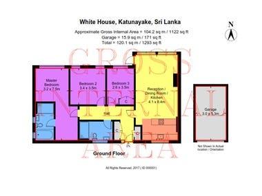 White House, Katunayake, Sri Lanka