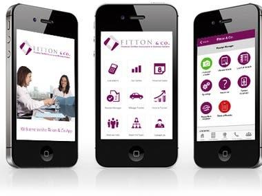 Fitton & Co App