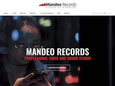 MANDEO RECORDS