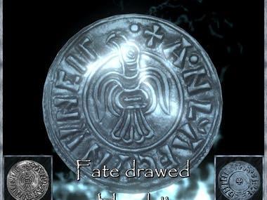 Silver Lucky Coin