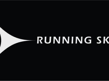 RUNNING SKY - Logo and Branding