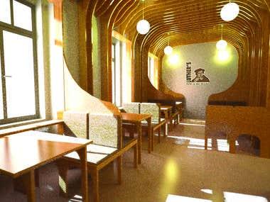 Luther's Café