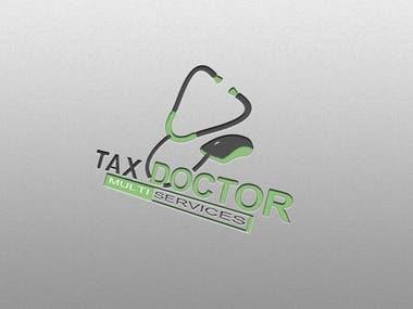 tax doctor logo
