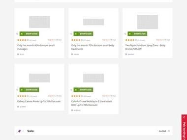Instadeals.nl coupans and deals offers website