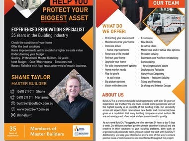 DL Flyer - Building Solutions