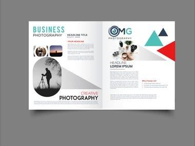 business-brochure design