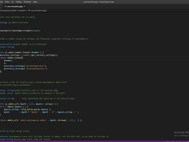 Create Wordpress Plugin
