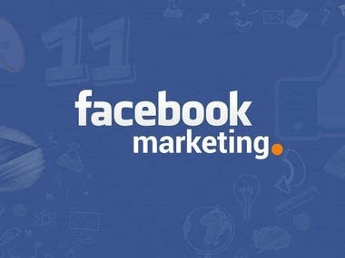 Facebook Marketing Service