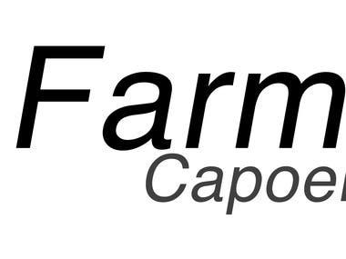 """Logo """"Farmácia Capoeiruçu"""""""