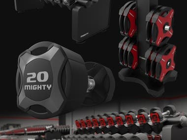 Might weights design series