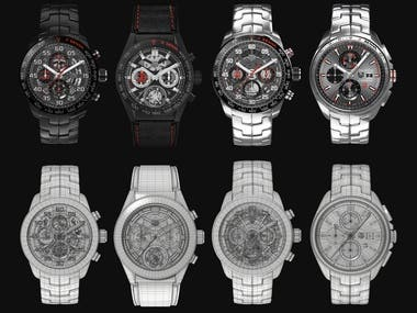 TAG Heuer Senna watch collection