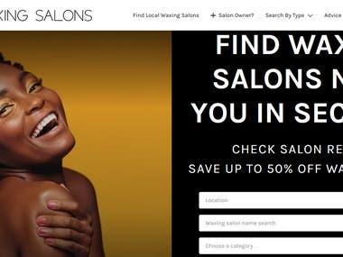 Waxing Salons