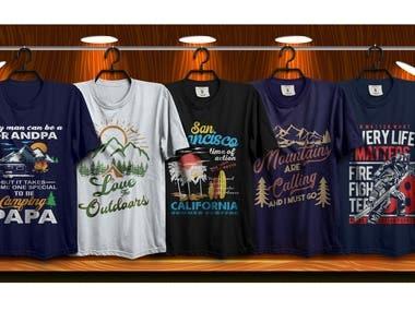 Graphic Designer - T-Shirts
