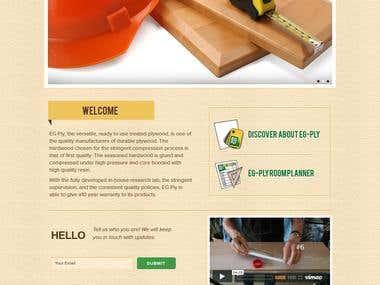 EG Ply website