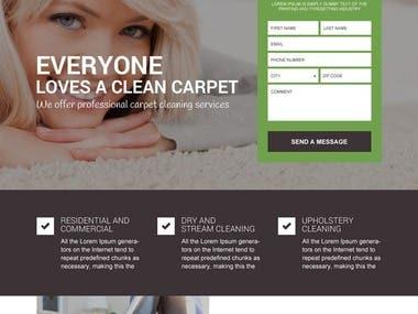 female model website