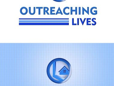 OUTRECHING LIVES LOGO