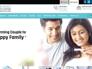 Radha IVF - Best Maternity Hospital & IVF Center in Surat