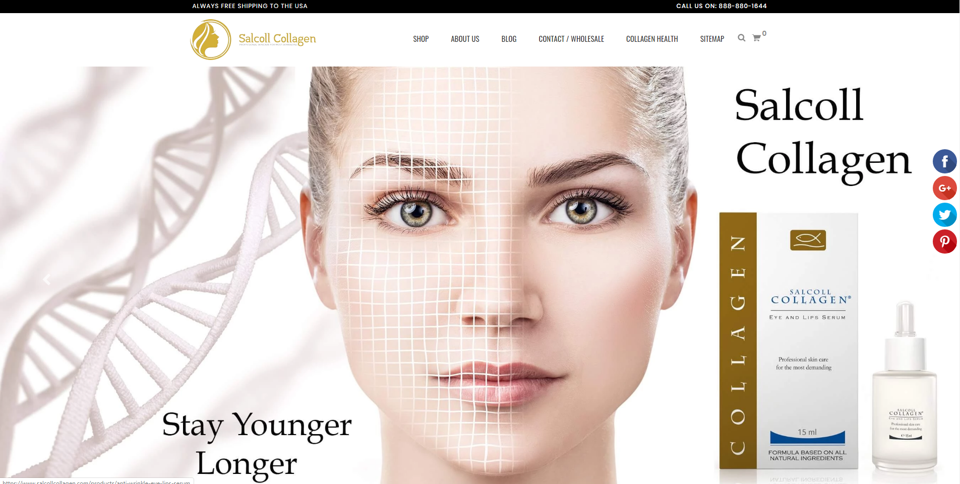 Salcoll Collagen (Shopify)