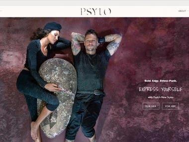 PSYLO (Shopify)
