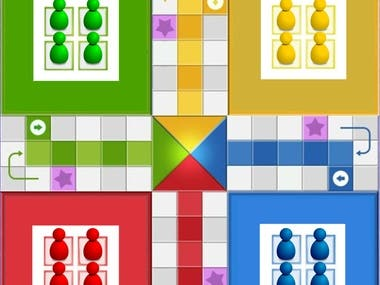 Android Game on Playstore: Ludo Battle : King Royale