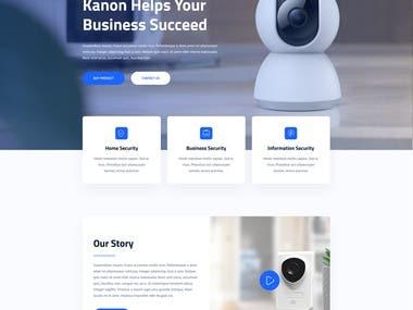 Kanon - Home Automation, CCTV