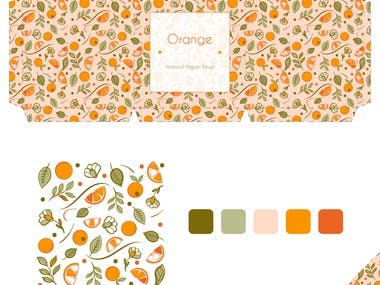 Pattern Design for Packaging -