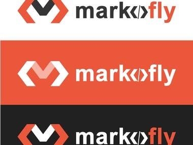 MarkoFly Logo Contest Design
