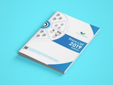 Business Project Brochure