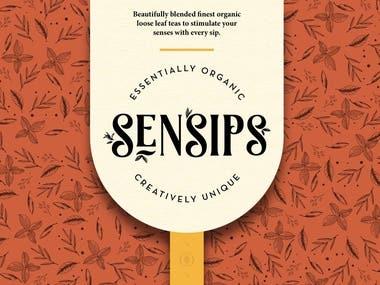 Sensips Branding