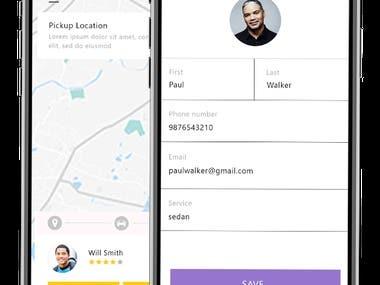 UberType App
