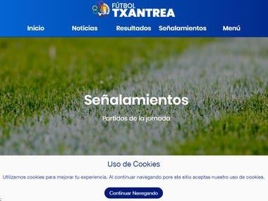 https://m.futboltxantrea.com/