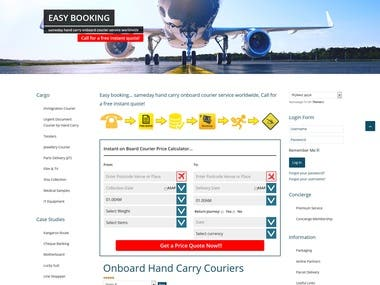 New Joomla website design
