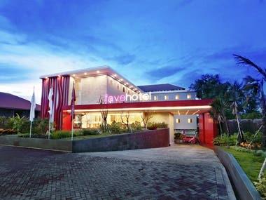 Architecture & Interior | Fave Hotel