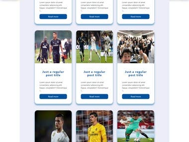 RMCF Fans Blog