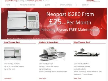 Neopost Franking Machines