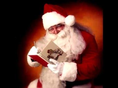 Santa Clause Voice Over Demo