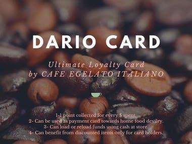 Dario card